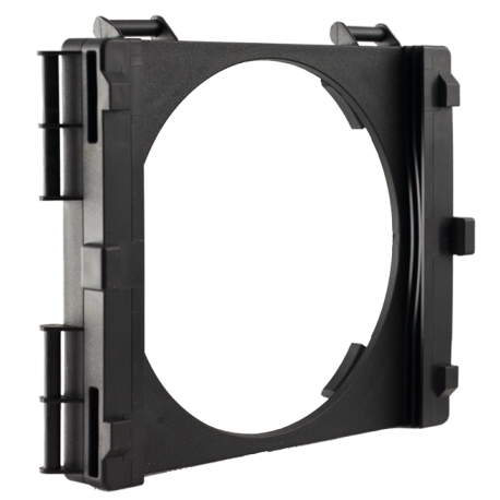 LucrOit Filter Holder 100mm 2 Slots (4mm video filters)