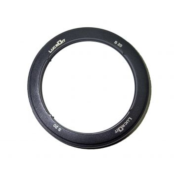 Sigma 20mm f/1.4 DG HSM Art Adapter ring for LucrOit 165mm Pro L Holder