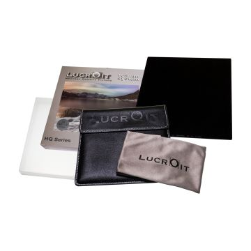 LucrOit HQ ND Filter 1.8 (6 Stops) 165x165mm
