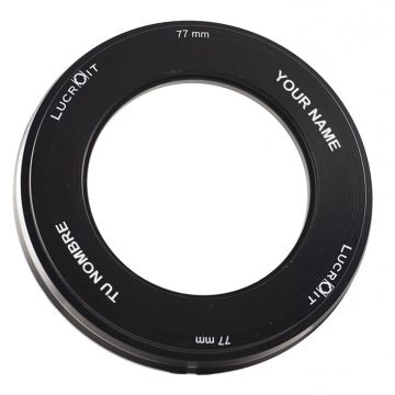 Customization 77mm  Adapter ring