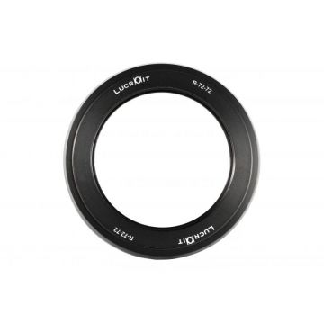 Anillo adaptador  72-72mm para portafiltros LucrOit 100mm
