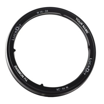 Customization Fujinon XF 8-16 mm f/2.8 R LM WR Adapter ring