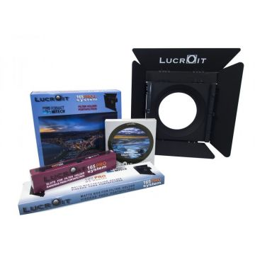 LucrOit Starter Kit 165mm Pro for Sigma 14-24 mm f/2.8 DG HSM Art (Sony E-mount)