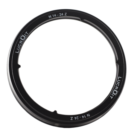 Laowa 12mm f2.8 Zero-D Adapter Ring for 100mm LucrOit Holder